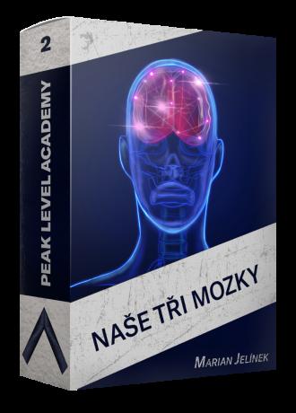 2 Naše tři mozky productbox
